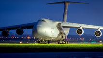 87-0041 - USA - Air Force Lockheed C-5B Galaxy aircraft