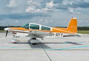 OH-AYY - Private Grumman American AA-5B Tiger aircraft