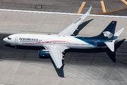N520AM - Aeromexico Boeing 737-800 aircraft