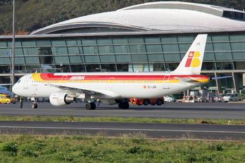 EC-JGS - Iberia Airbus A321