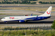YR-BMD - TUI Airlines Netherlands Boeing 737-800 aircraft