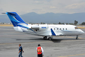 N1219L - Private Canadair CL-600 Challenger 601