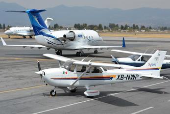 XB-NWP - Escuela de Aviación México Cessna 172 Skyhawk (all models except RG)