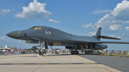 86-0111 - USA - Air Force Rockwell B-1B Lancer