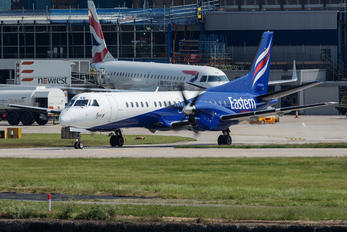 G-CDKB - Eastern Airways SAAB 2000