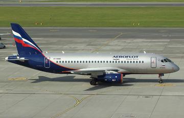 RA-89061 - Aeroflot Sukhoi Superjet 100