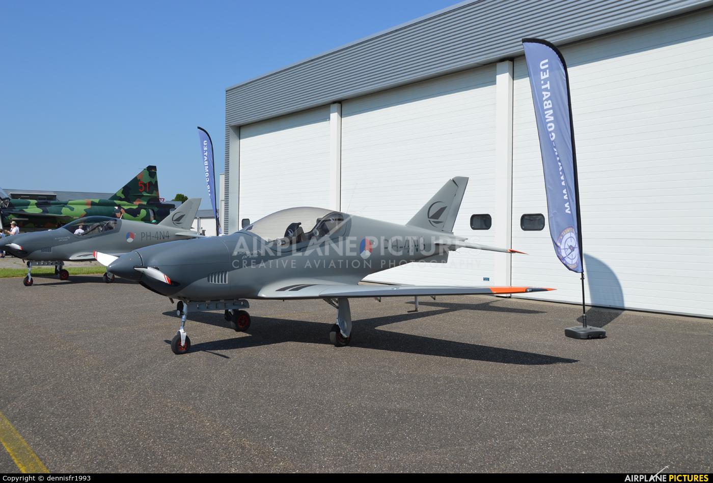 Air Combat EU PH-4N3 aircraft at Lelystad