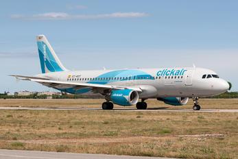 EC-KDT - Clickair Airbus A320