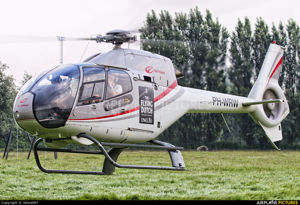 Heli Holland PH-WRW aircraft at Off Airport - Netherlands