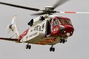 G-MCGF - UK - Coastguard Sikorsky S-92 aircraft
