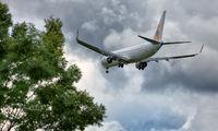4X-EKR - El Al Israel Airlines Boeing 737-800 aircraft