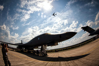 86-0111 - USA - Air Force Rockwell B-1B Lancer
