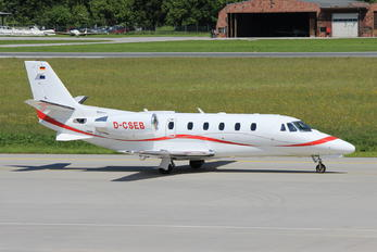 D-CSEB - Private Cessna 560XL Citation XLS