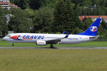 HA-LKG - Travel Service Boeing 737-800