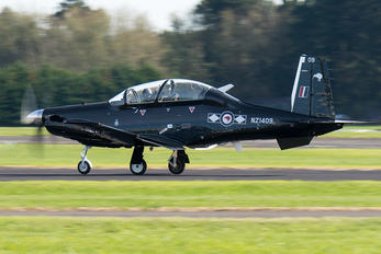 NZ1409 - New Zealand - Air Force Beechcraft T-6 Texan II