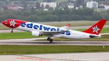 HB-IQI - Edelweiss Airbus A330-200 aircraft