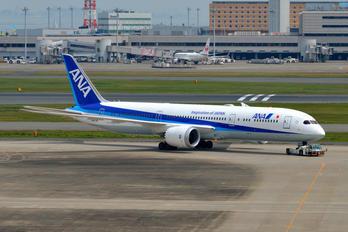 JA872A - ANA - All Nippon Airways Boeing 787-9 Dreamliner