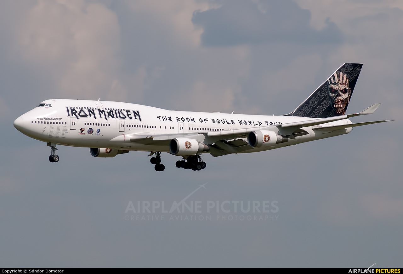 Air Atlanta Icelandic TF-AAK aircraft at Vienna - Schwechat