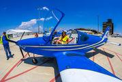 I-A416 - Pattuglia Blu Circe Fly latino FL100RG aircraft