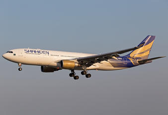 AP-BMI - Shaheen Air International Airbus A330-200