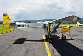 OM-M818 - Private Zenith - Zenair CH 701 STOL