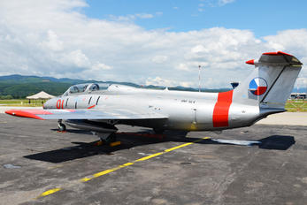 OM-SLK - Private Aero L-29 Delfín
