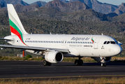 LZ-FBE - Bulgaria Air Airbus A320 aircraft