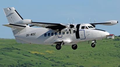 OK-WDC - Silver Air LET L-410UVP Turbolet