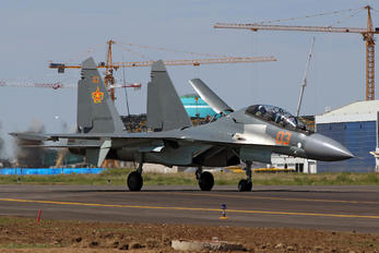 03 - Kazakhstan - Air Force Sukhoi Su-30SM