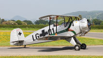 G-CIJV - The Old Buckers Casa 1.133C Jungmeister aircraft