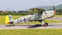 G-CDJU - Private Casa 1.131E Jungman aircraft