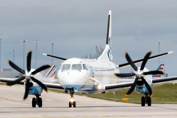 G-LGNO - FlyBe - Loganair SAAB 2000