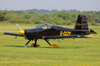 G-CCZY - Private Vans RV-9A