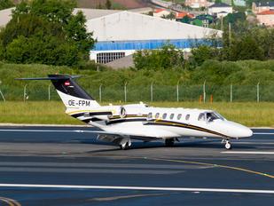 OE-FPM - Jet24 GmbH Cessna 525A Citation CJ2
