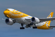 9V-OFA - Scoot Boeing 787-8 Dreamliner aircraft