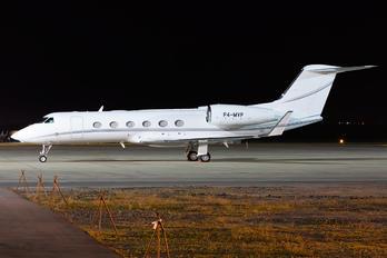 P4-MVP - Private Gulfstream Aerospace G-IV,  G-IV-SP, G-IV-X, G300, G350, G400, G450