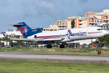 N495AJ - Amerijet International Boeing 727-200F (Adv)