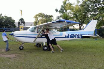 PT-CAH - Private Cessna 172 RG Skyhawk / Cutlass