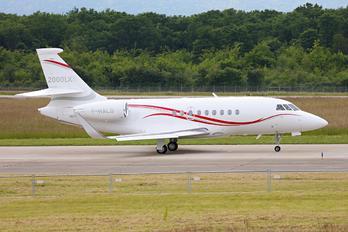 F-HALG - Dassault Aviation Dassault Falcon 2000LX