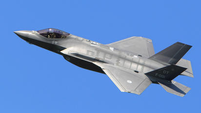 F-001 - Netherlands - Air Force Lockheed Martin F-35A Lightning II