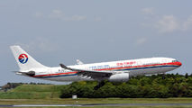 B-6123 - China Eastern Airlines Airbus A330-200 aircraft