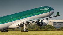EI-ELA - Aer Lingus Airbus A330-300 aircraft