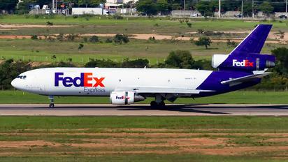 N304FE - FedEx Federal Express McDonnell Douglas MD-10-30F