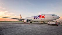 N123FE - FedEx Federal Express Boeing 767-300F aircraft
