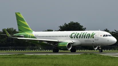 PK-GLY - Citilink Airbus A320