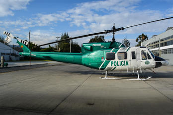 PNC-0488 - Colombia - Police Bell 212
