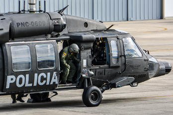 PNC-0600 - Colombia - Police Sikorsky UH-60L Black Hawk