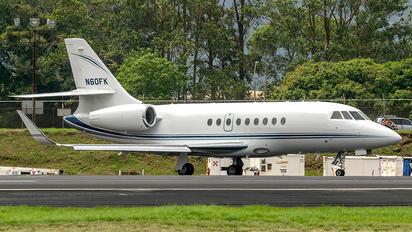 N60FK - Private Dassault Falcon 2000