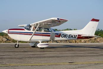 OK-EKM - Elmontex Air Reims F/FR172 Reims Rocket (all types)