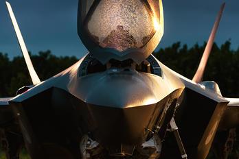 F-001 - Netherlands - Air Force Lockheed Martin F-35A Lightning II